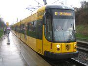 Dresden Tram example