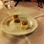 Greetings from the Kitchen!  Orange-Radicchio Marmelade with Bastardo on Bread
