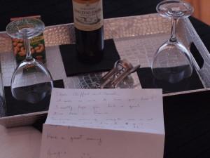 Farewell Wine & Peanuts from St. John's Terrace