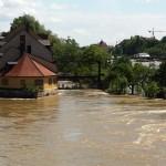 Donau Old Mill Unterer Wöhrd Eastward