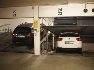Duplex Parking