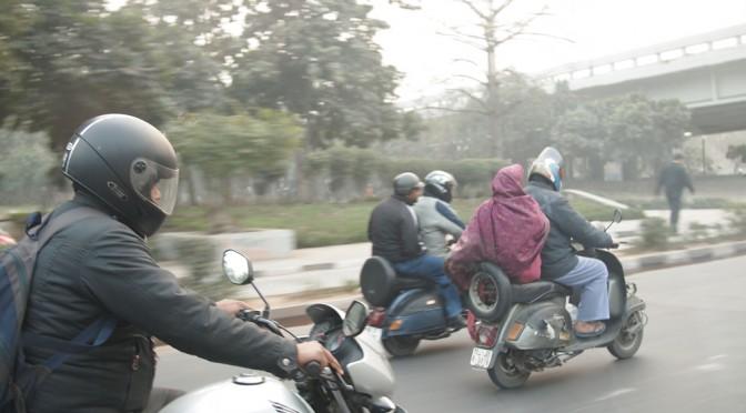 India, Part 1:  Arrival and Delhi