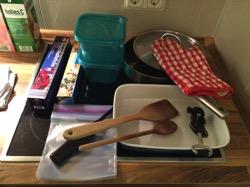 non-metal utensils