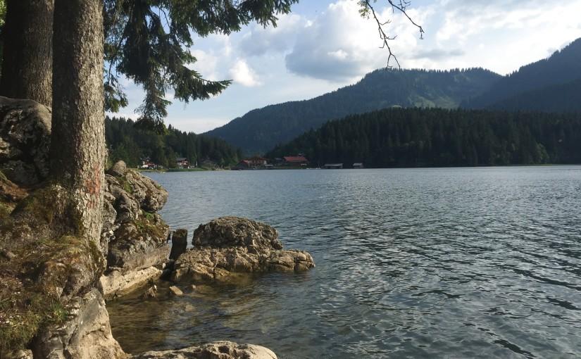 Mid-week Alpine Escape