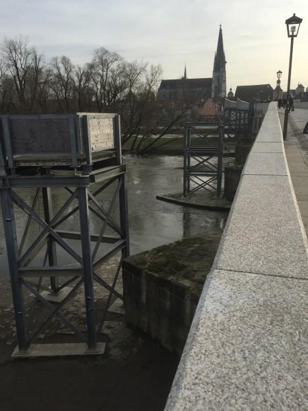 bridge, interrupted