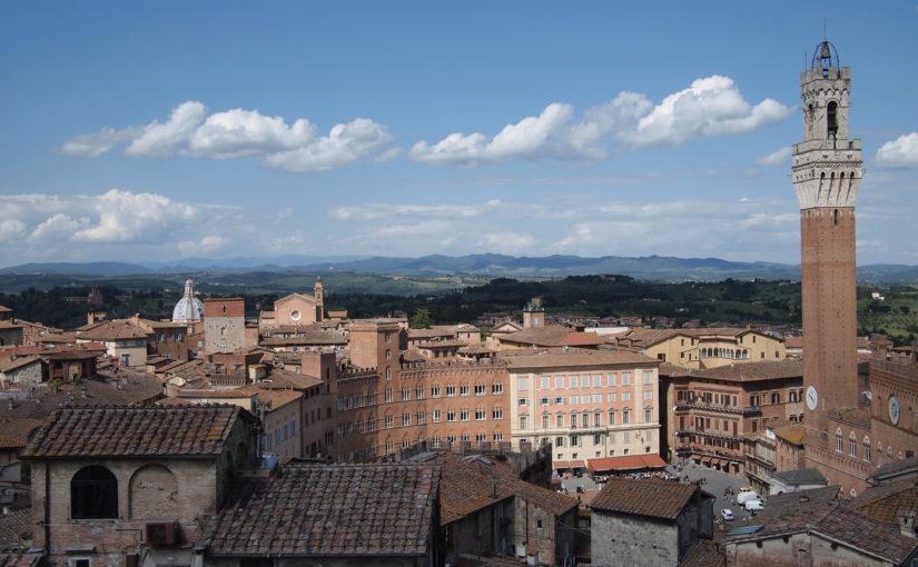 Italy Road Trip May 2016, Part I