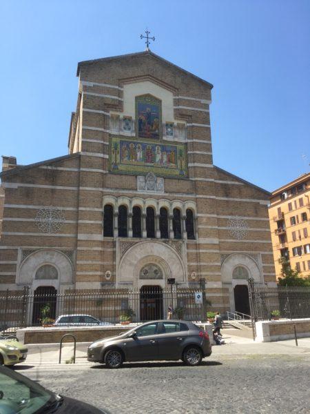 Church in Testaccio