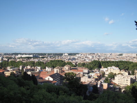 View from Janiculum Hill / Gianicolo