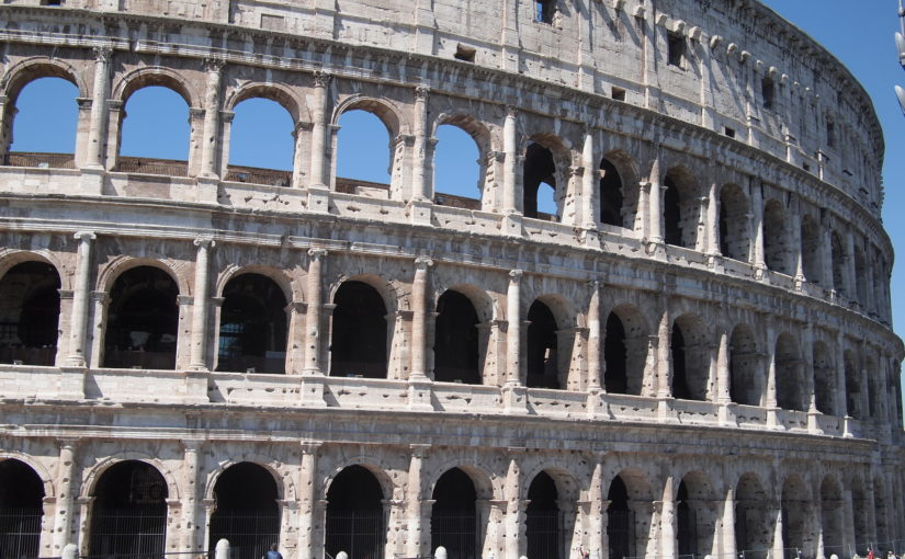 Italy Road Trip May 2016, Part III:  Exploring Rome on Foot and Departure