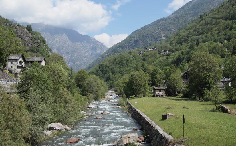 Buongiorno Aosta, Ça va?  Alles klar?