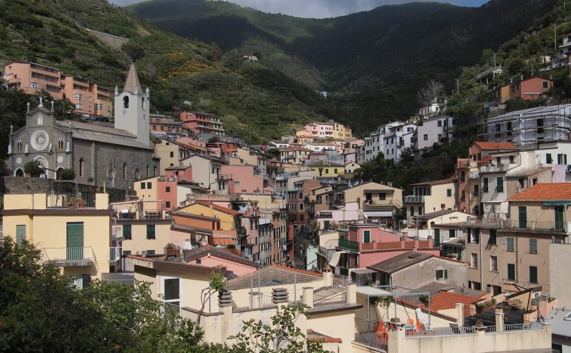 How Not to Visit the Cinque Terre