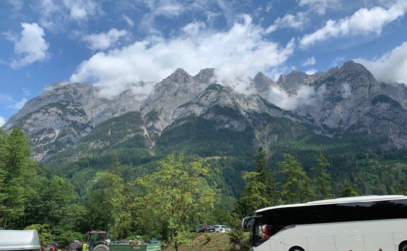 Fast Break to Berchtesgaden and Burg Hohenwerfen